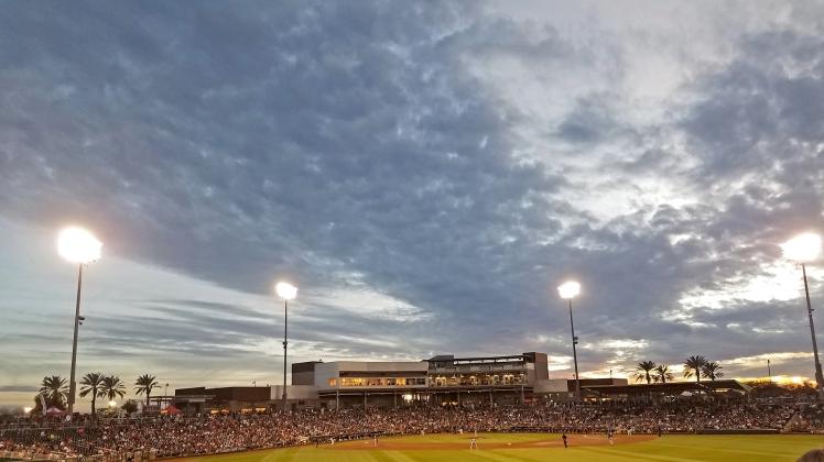 Dodgers Sky